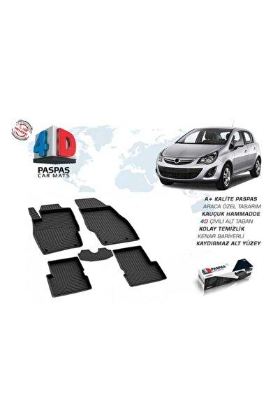 Omsa Opel Corsa D 4D Paspas Siyah 2006-2015 Arası