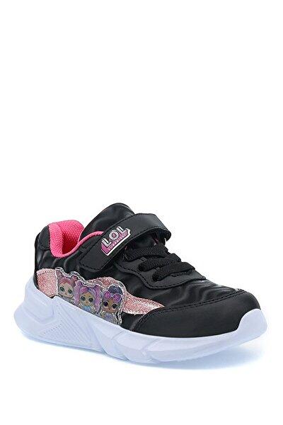 LOL Sake.p1pr Siyah Kız Çocuk Fashion Sneaker