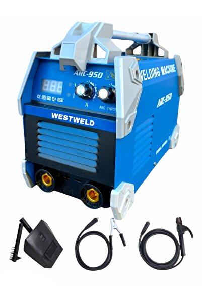 İtaly Style Westweld Blue Plus Mma 200 Amp Inverter Dijital Göstergeli Kaynak Makinesi Son Teknoloji