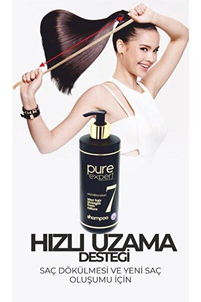 Pure Expert At Kuyruğu & Reishi Şampuan