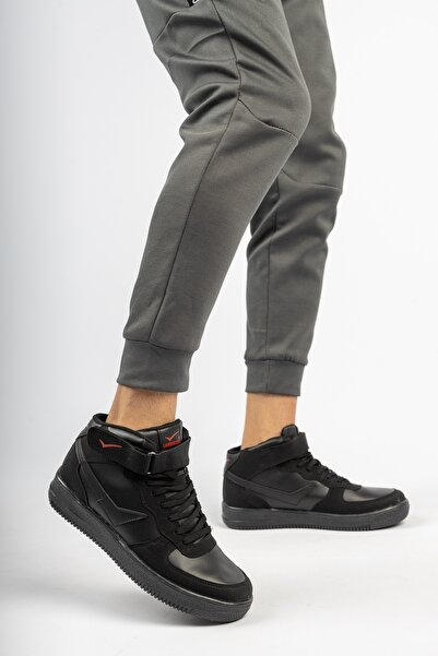 EDS Shoes Erkek Boğazlı Basket Air Force Günlük Ayakkabı