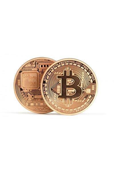 Streak Bitcoin Madeni Hatıra Parası Coin Cash Para