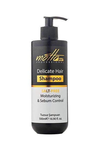 Motto Plus Tuzsuz Ve Yağ Dengeleyici Şampuan 500 ml