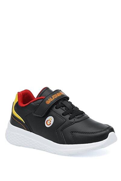 GS Marned Pu 1pr Siyah Erkek Çocuk Yürüyüş Ayakkabısı