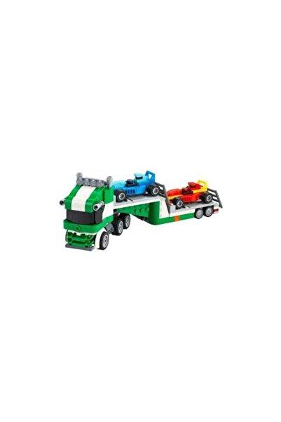 LEGO Desı Creator 3'ü 1 Arada Yarış Arabası Taşıyıcı 31113