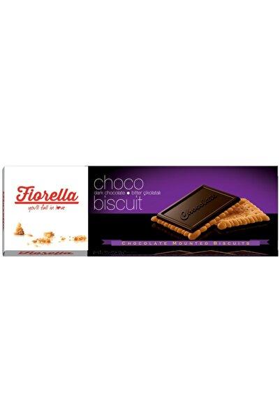 FIORELLA Chocobiscuit Bitter Çikolatalı Bisküvi 102 Gr. 1 Adet