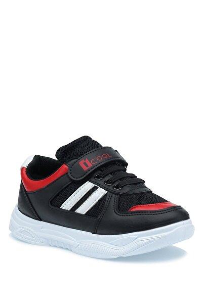 I COOL Punto 1pr Siyah Erkek Çocuk Sneaker