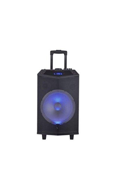Oyility Oyılıty Dk-12 Usb Bluetooth, Şarjlı, Kareoke Mikrofonlu Taşınabilir Ses Sistemi 100w-300w