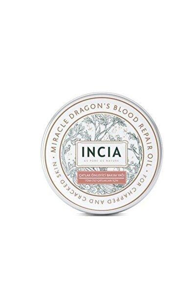 Incia Tüm Cilt Çatlakları İçin Çatlak Önleyici Bakım Yağı 50 ml