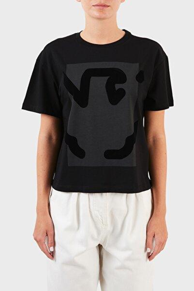 Emporio Armani T Shirt Kadın T Shirt 6k2t7f 2j53z 0999