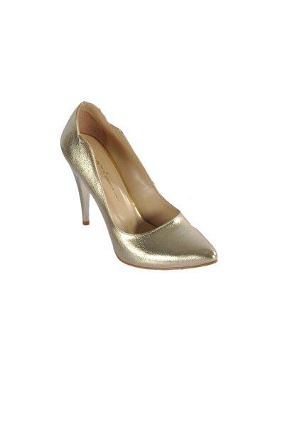 pabucmarketi Rose Kadın Topuklu Ayakkabı