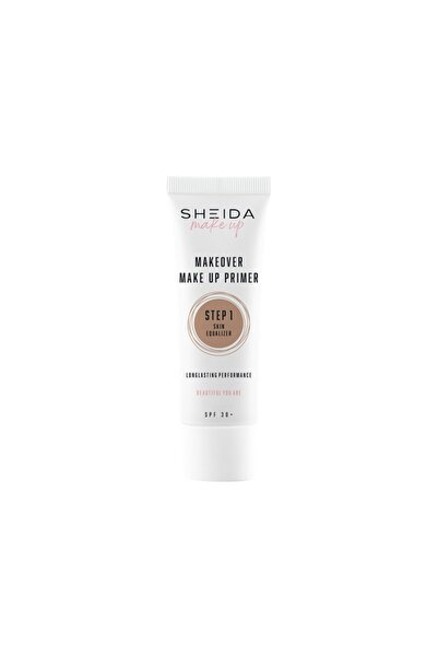 Sheida Makeover-make Up Prımer (MAKYAJ BAZI) Spf 30