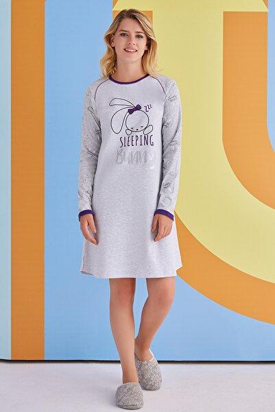 ROLY POLY Bayan Gecelik Elbise Pijama 1377