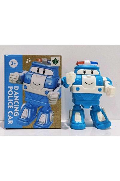 dancing robot Dancing Police Car Selly Müzikli Işıklı Robot Trenler Dansçı Selly