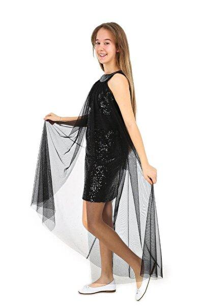 Asortik Kids Kız Çocuk Abiye Gece Elbisesi Mezuniyet Kıyafeti