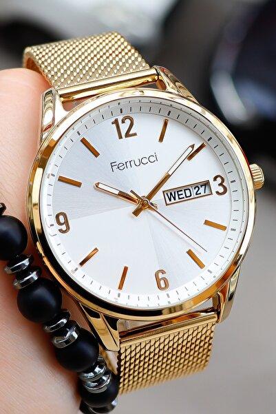 Ferrucci Erkek Kol Saati Bileklik Hediyesiyle 190092