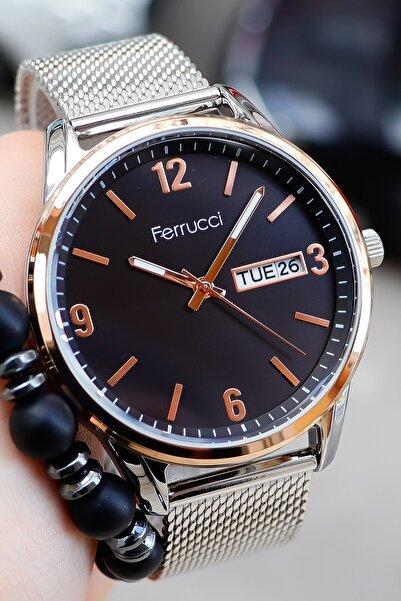 Ferrucci Erkek Kol Saati Bileklik Hediyesiyle 190078