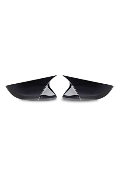Omsa Chevrolet Cruze Yarasa Batman Ayna Kapağı Piano Black 2009 Ve Sonrası