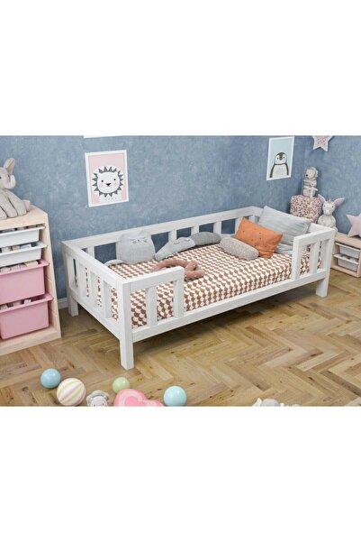 Stoker Hera Montessori Ladin Ağacı Bebek Ve Çocuk Karyolası