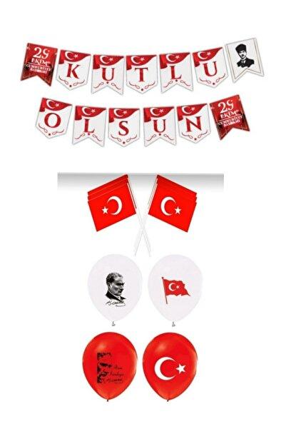 DOĞA SÜS 29 Ekim Cumhuriyet Bayramı Seti Seti