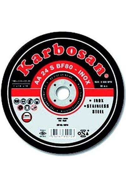 KARBOSAN 115x1.0x22 Mm Inox Kesici-10adet