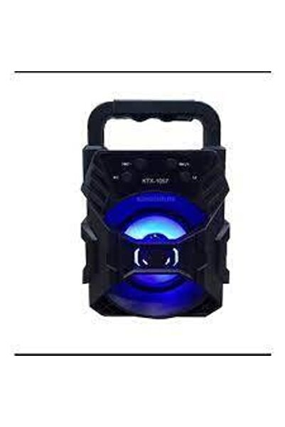 Aben Ktx-1057 Işıklı Ses Bombası Bluetooth Hoparlör