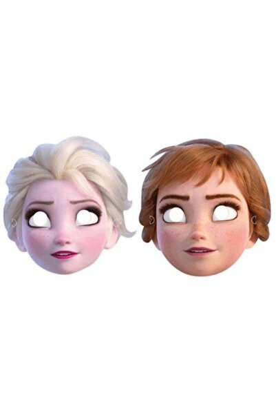 Frozen Elsa Anna Maske