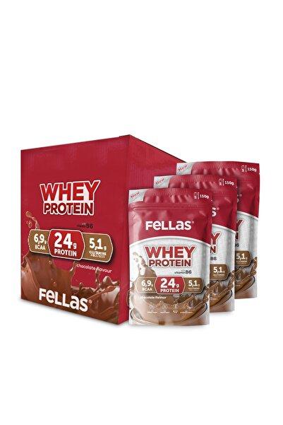 Fellas Protein Tozu 900 G (30 Porsiyon) - Çikolata Aromalı