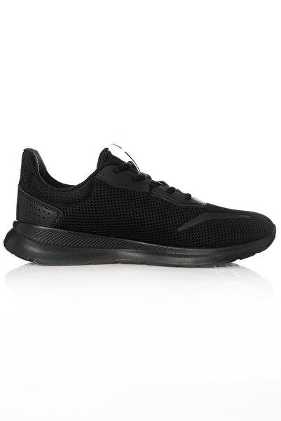 bilcee Siyah Runner-one Unisex Spor Ayakkabı
