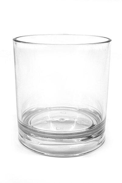 DMD FABRİKA Polikarbon Kırılmaz Meşrubat Bardağı 6'lı 250 cc