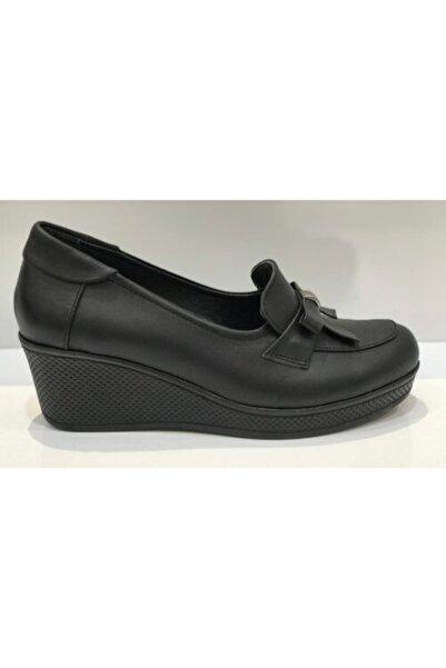 Santa Barbara Polo & Racquet Club Kadın Siyah Confort Ayakkabı