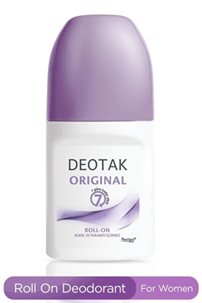 Deotak Orıgınal Roll-on Deodorant 35 Ml
