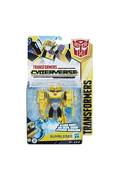 transformers Cyberverse Figür - Bumblebee