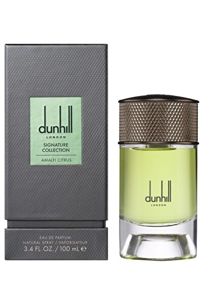 Dunhill Signature Collection Amalfi Citrus Eau De Parfum 100ml.vp. Erkek 085715807632
