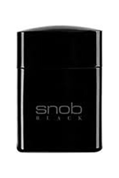 Snob Black Edt 100 Ml Erkek Parfümü 8690644015540