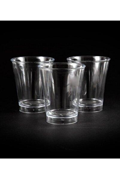Kristal Plastik Bardak 240cc 30 Adet (1 Paket)