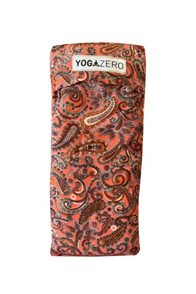 Yoga Zero Lavanta Göz Yastığı - Şal Gül Kurusu