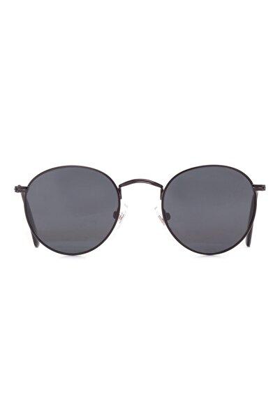 BEN.X Unisex Siyah Güneş Gözlüğü BXGÜNŞ 8006.46-C.06