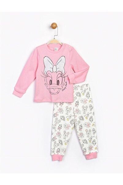 Minnie Mouse Kız Bebek Pembe Bebek Takım 16082