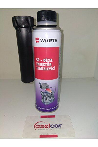 Würth Dizel Enjektör Temizleyici 300 Ml