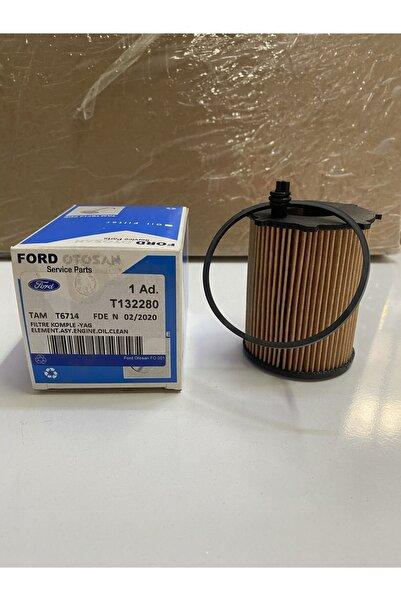 OTOSAN Ford Courier 1.5-1.6 Tdci Yağ Filtresi Orijinal Ürünüdür.