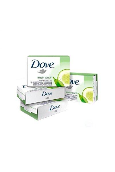 Dove Sabun Fresh Touch Salatalık Özlü 100 Gr 4'lü