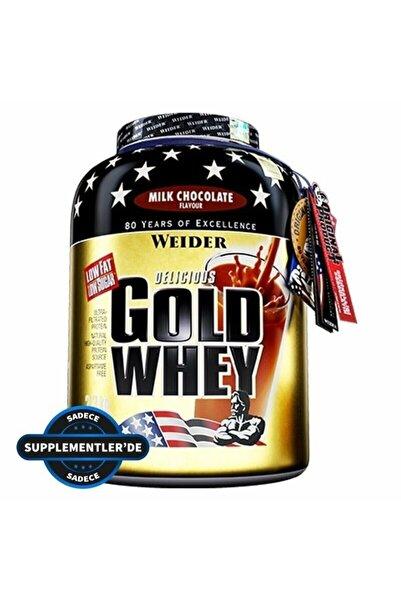 Weider Gold Whey 2300 Gr - Çikolata