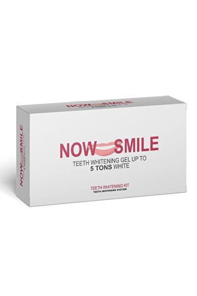 Global White Now Smile 5 Tona Kadar Beyazlatan Diş Jeli