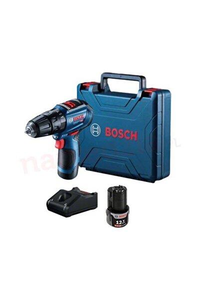 Dewalt Bosch Gsr 12v-30 Profesyonel Akülü Delme Vidalama Makinesi 12 V 2 Ah