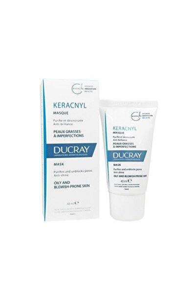 Ducray Keracnyl Maske 40 Ml 3282770104707