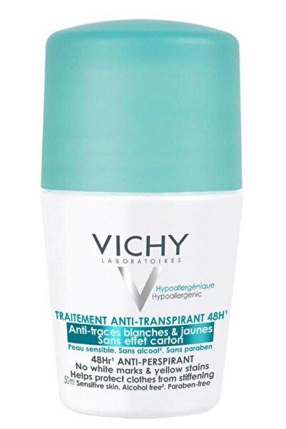 Vichy Deo Anti-mark Roll On 50ml | Terleme Karşıtı Iz Bırakmayan Deodorant