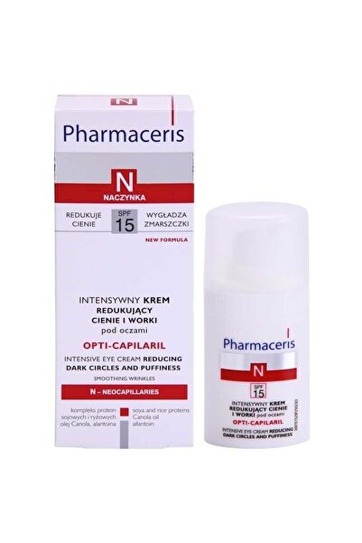 Pharmaceris N Opti-capilaril Eye Cream 15 Spf