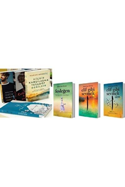 Destek Yayınları Hakan Mengüç 3 Kitap + Hikmet Anıl 3 Kitap Seti ( Özel Defter Hediyeli )