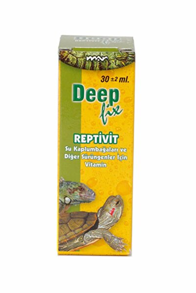 Deep Reptivit 30ml Kaplumbağa Vitamini